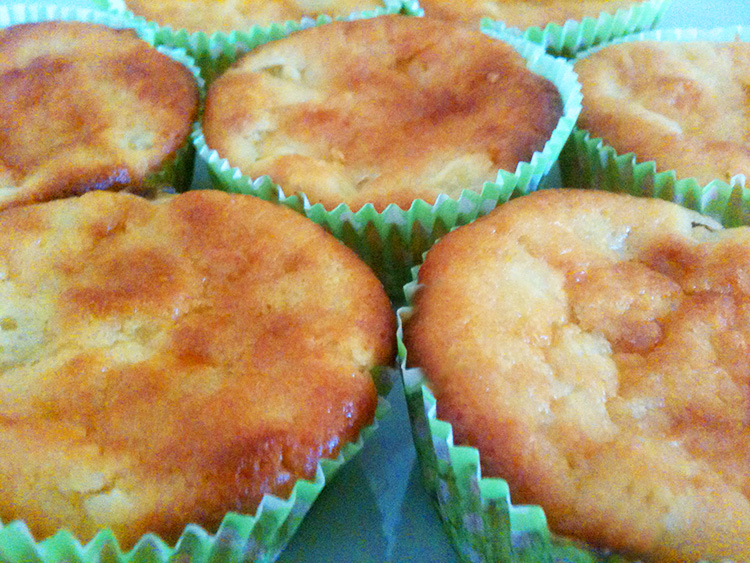 Tropic-Insel-Muffins