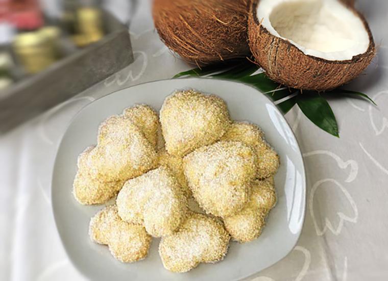 ananas-kokos-plaetzchen