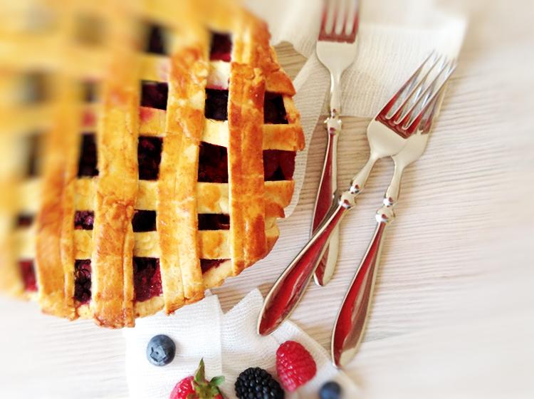 Very Berry Pie