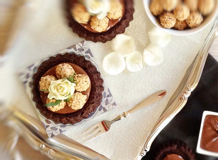 Giotto-Nutella-Tartelettes