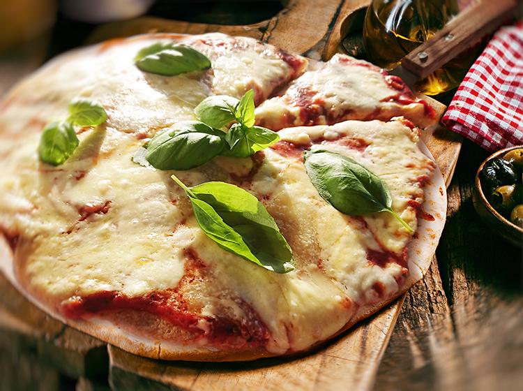 Käsepizza