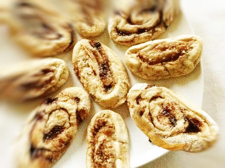 Lebkuchenschnecken