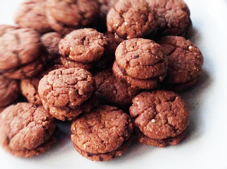 Mokka-Nuss-Muffins