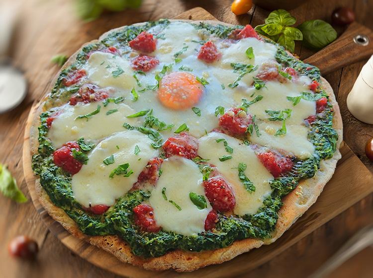 Florentiner Pizza