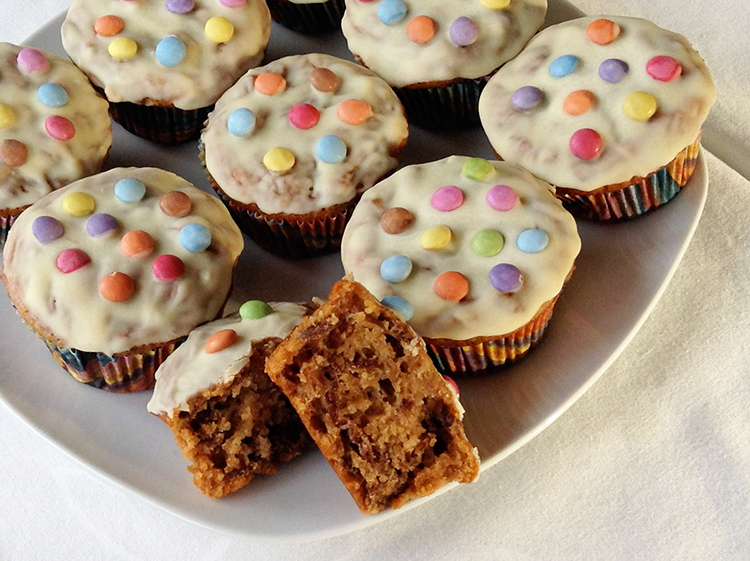 Rosinen-Muffins