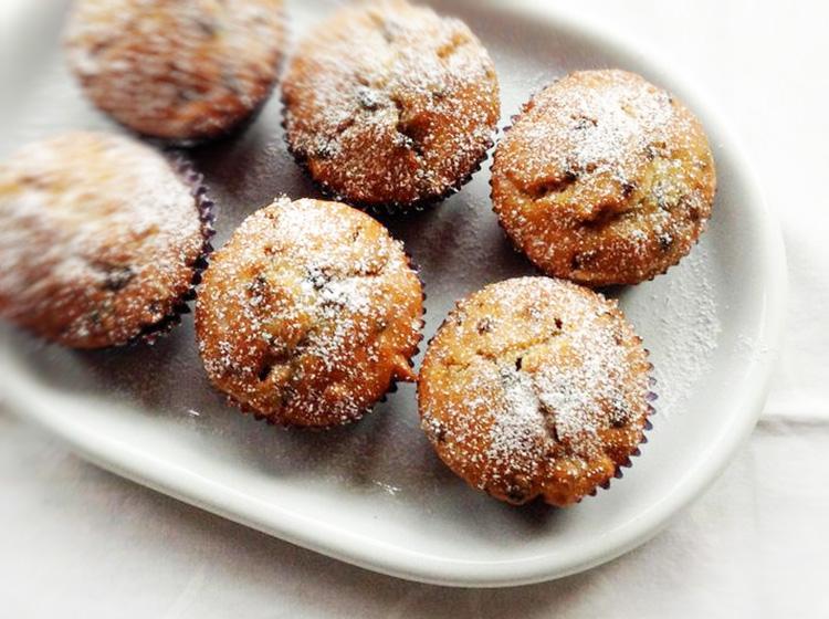 Stollenmuffins