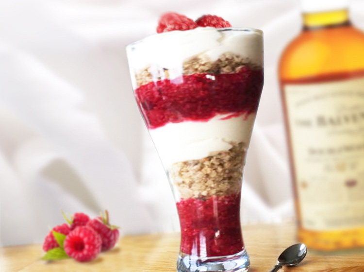 Traditional Scottish Cranachan